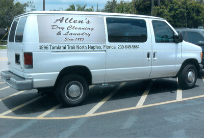 Allen S Dry Cleaning Amp Laundry Naples Florida